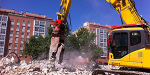 dMol empresa especialista en demoliciones